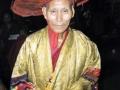 Bishop of Tashi Lhunpo Monastery, India.