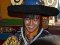 Cham Dancer at Tashi Lhunpo 1064