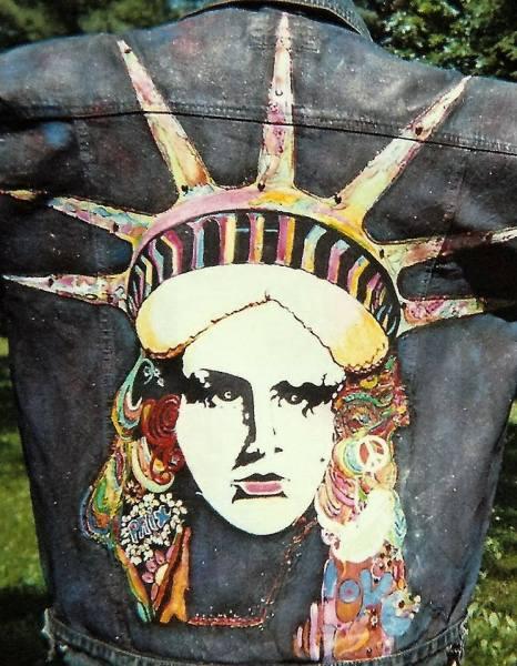 Acrylics-on-denim-jacket.-Commission