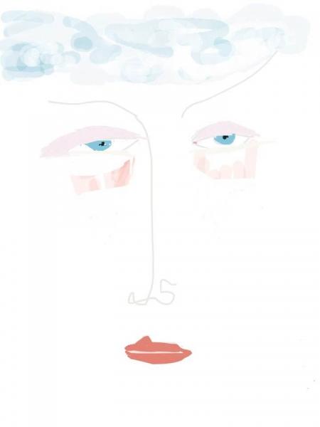 Una-signora-mitemente-severa-di-altri-tempi-vagamente-anemica-forse-distrattamente-carina-in-gioventù