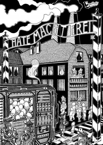 Hate-Macht-Frei
