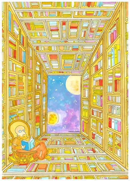 books-and-stars