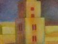 7._il_campanile._2010._acrilico_su_tela._70x50