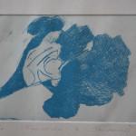 """PdiA""""Figure sull'albero"""" 25x17 acquaforte"""