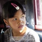 Francesca Avanzinelli, Thailande, bimba