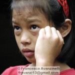 Francesca Avanzinelli, Thailande, bimba2