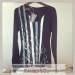 Samantha Cianchi, arte da indossare II, marchio TreeS Cianchi