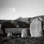 Castlerigg Stone Circle and Skiddaw, Cumbria