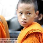 Francesca Avanzinlli, Thailande, bimbo monaco, 2007