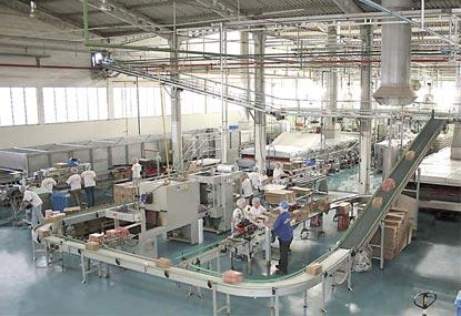 Istat, fatturato dell'industria in aumento
