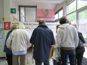 foto elezioni