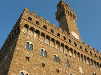 Palazzo Vecchio, sede storica del Comune di Firenze
