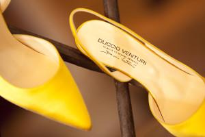 Le calzature Duccio Venturi ad hoc per il Tributo a Versace - photo Tranchese