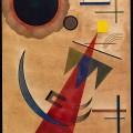 N.13 Kandinskij - Rot in Spitzform - 8158