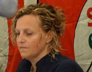 arianna cecchini testina profilo