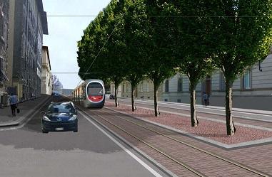 linea statuto tramvia