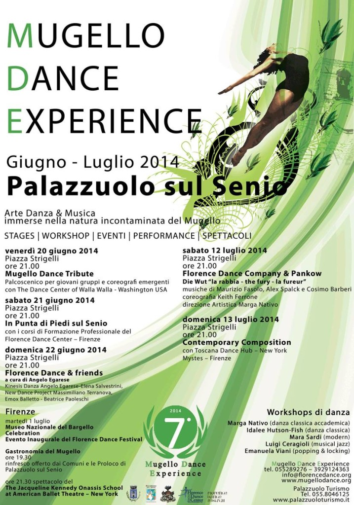 mugello dance experience 2014