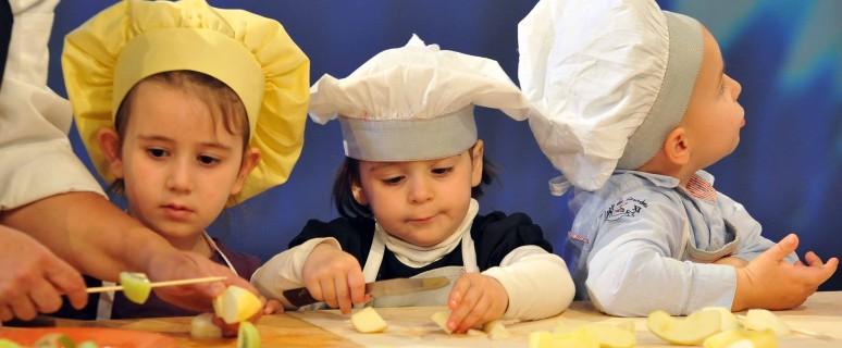 Banda dei Piccoli Chef - Laboratori di cucina (6)