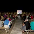 Tutti in spiaggia per Lido Cinemare (foto S.Matarazzo)