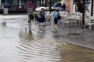 piogge a luglio