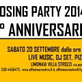 Closing Party 2014