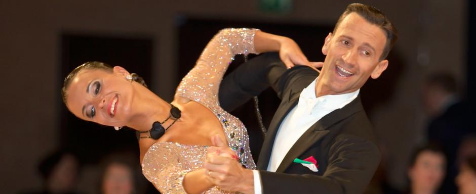 Professional  Ballroom at the UK Open Championships 2010