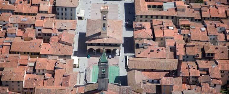 San Giovanni Valdarno_foto Alex MacLean