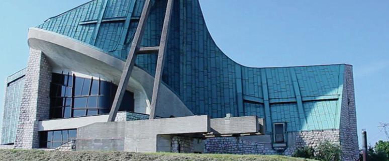 chiesa michelucci