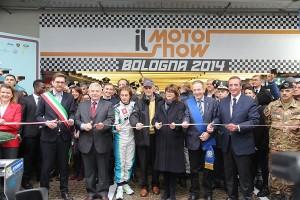 Inaugurazione Motor Show 2014