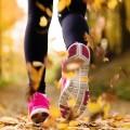 runner donna piedi
