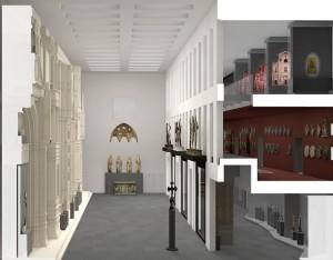 Opera del Duomo Sala della facciata