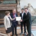 cerimonia ambasciata francese roma