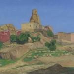 Il villaggio di Tazekka 45 x 55