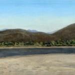 Laguna a Chia 30 x 130