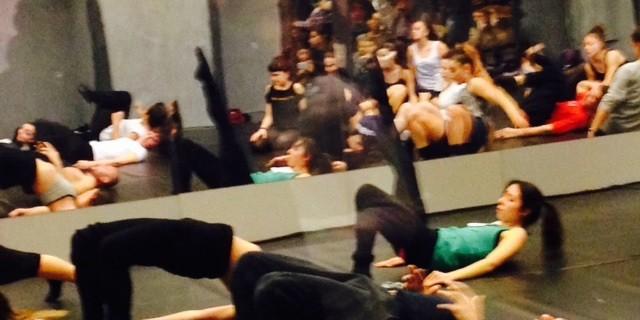 stage danza