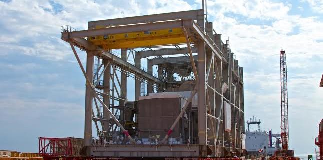 Ge Oil e Gas modulo da Carrara ad Australia