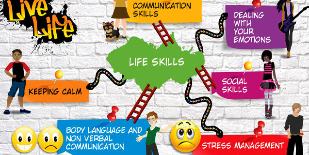 life skills composition