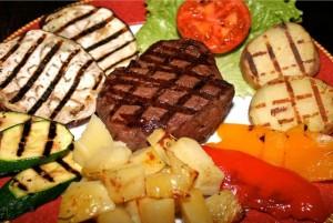 steak grigliata