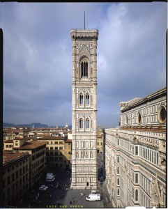 Campanile di Giotto, courtesy Opera di Santa Maria del Fiore , foto Nicolò Orsi Battaglini