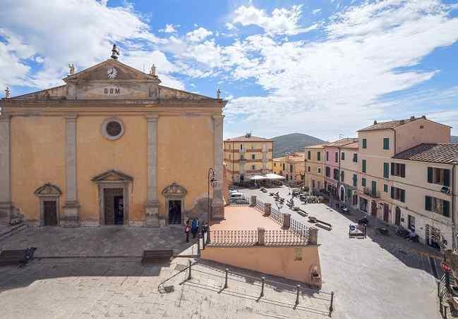 Piazza Matteotti e Piazza del Popolo