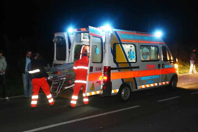 Incidente a Camaioni