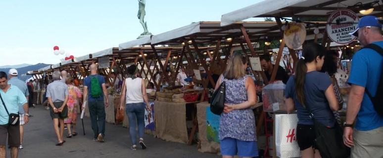 mercato piazzale michelangelo