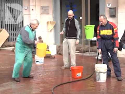 Nubifragio, alluvioni Pisa, Senese e Maremma: stato di emergenza