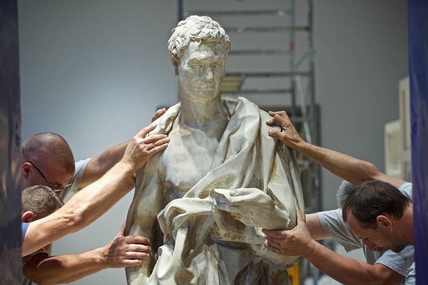 nuovo Museo dell'Opera del Duomo Firenze, foto Claudio Giovannini