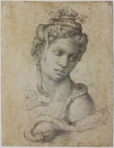 1. Michelangelo_ Cleopatra_ Casa Buonarroti_ Firenze (1)