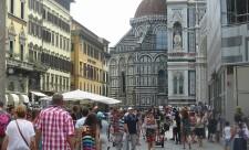 turisti a firenze