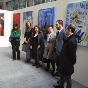 Florence Biennale inaugurazioine 19 ottobre