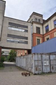 Ex Manifattura Tabacchi, Firenze © Archivio FAI - Fondo Ambiente Italiano