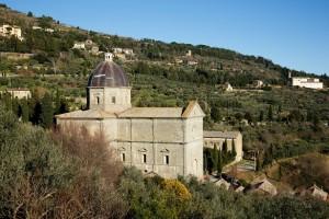 Santuario di Santa Maria delle Grazie al Calcinaio, Cortona ©Archivio FAI - Fondo Ambiente Italiano