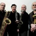 rova saxofone quartet